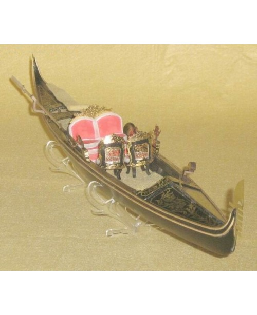 ZHL Wedding Gondola scale 1:20 478mm 19 inch woode...