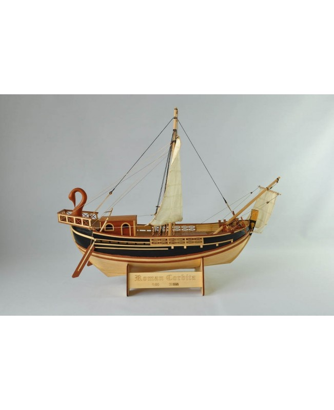 Roman Corbita model ship kits