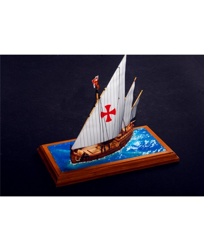Nina 1792 Wood Model Ship Kits 183 mm scale 1/150 sailing model boat kits