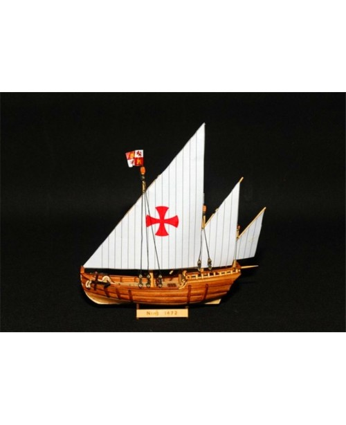 Nina 1792 Wood Model Ship Kits 183 mm scale 1/150 ...