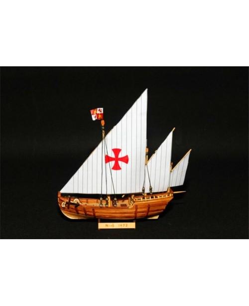 Nina 1792 Wood Model Ship Kits 183 mm scale 1/150 ...