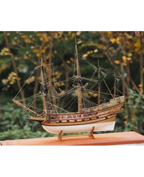 """REVENGE 1577 Drake's flagship Scale 1/96 23"""" ..."""