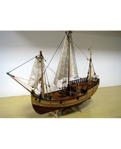 Pinta wood model ship kits