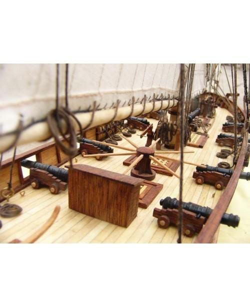 """Halcon Baltimore Schooner Scale 1/48 750mm 30""""..."""