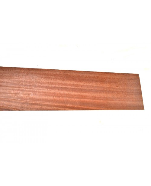 Sapele wood strips  0.4mm Thick 50 Pieces