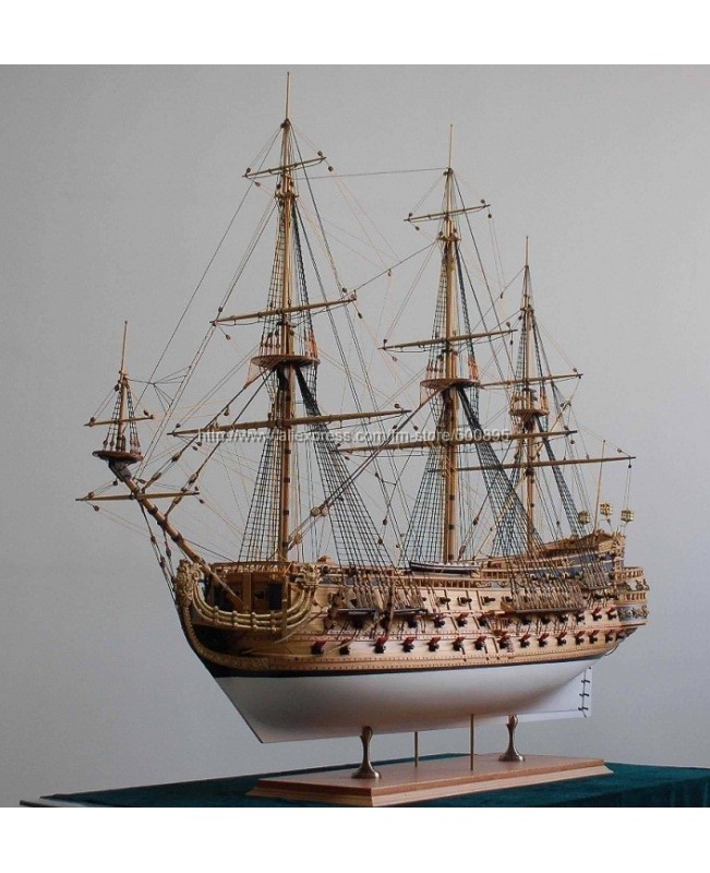 San Felipe 1690 wood model ship kit