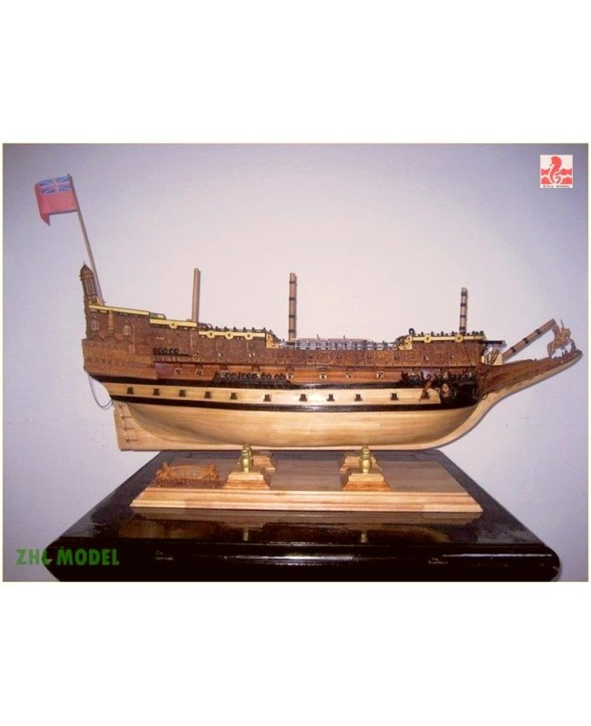 Special Offer Sovereign of the Seas wooden model ship kits sacle 1/60 56 Inch(This item is out of stock,for display only)