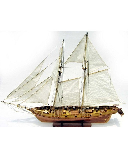 "HARVEY 1847 Scale 1/50 921mm 36.2"" Wood Model..."