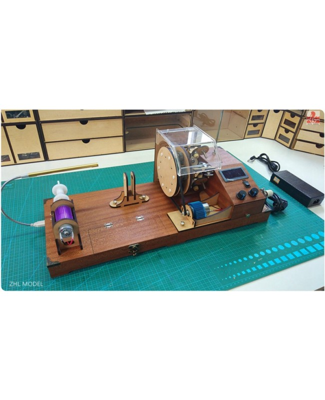 Ship model special rigging making machine Making s...