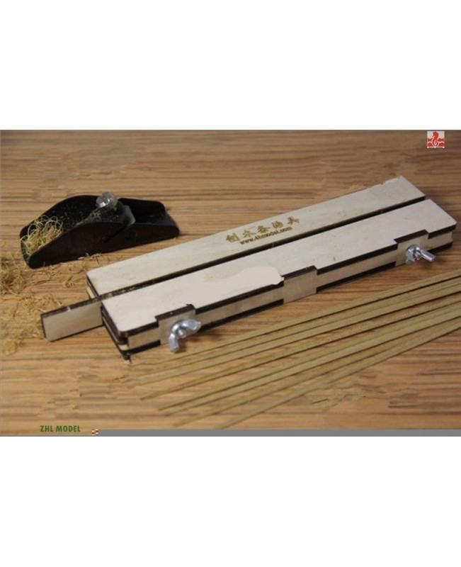 Planing wood fixtures model kits