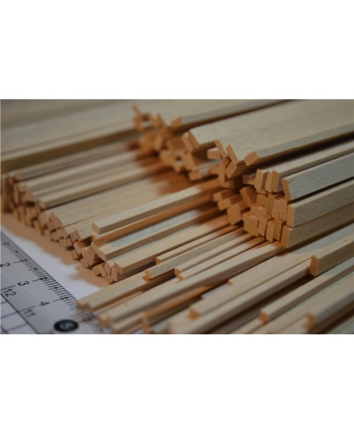 Indonesian timber Wood Strips 0.6-2mm Thick 25 Pie...
