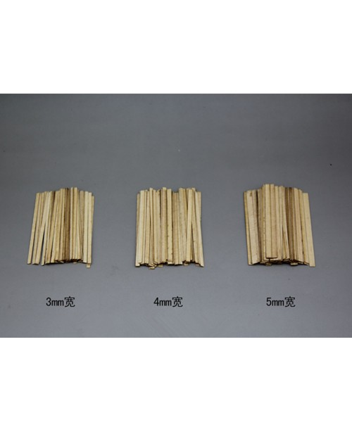 Maple wood strips,(short)100 pieces