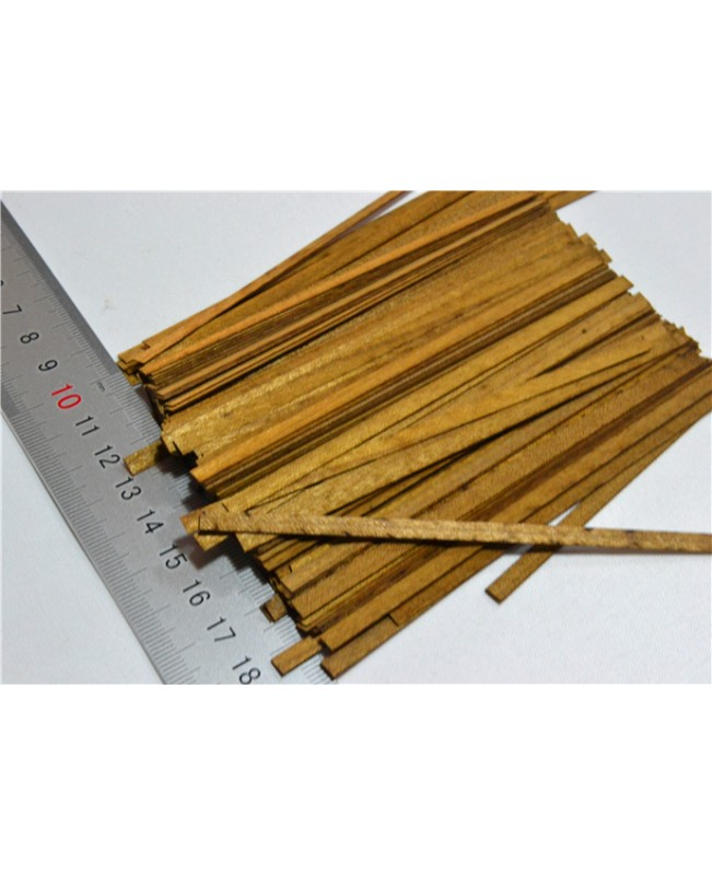 Teak wood strips,(short)100 pieces