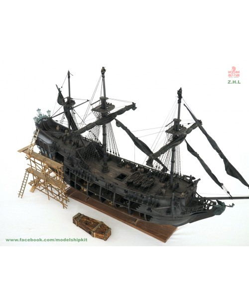 Top Level of the Black Pearl (all-scenario versi...